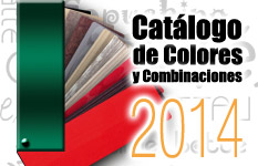 Catalogo de Barras 2014